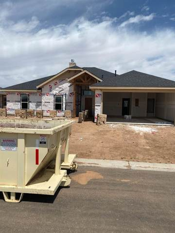 310 Ranger Street, Wolfforth, TX 79382 (MLS #202104063) :: McDougal Realtors
