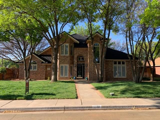 5501 85th Street, Lubbock, TX 79424 (MLS #202104095) :: McDougal Realtors