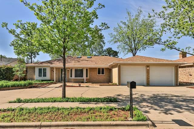 3213 77th Street, Lubbock, TX 79423 (MLS #202104104) :: McDougal Realtors