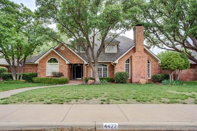 4422 87th Street, Lubbock, TX 79424 (MLS #202104140) :: McDougal Realtors