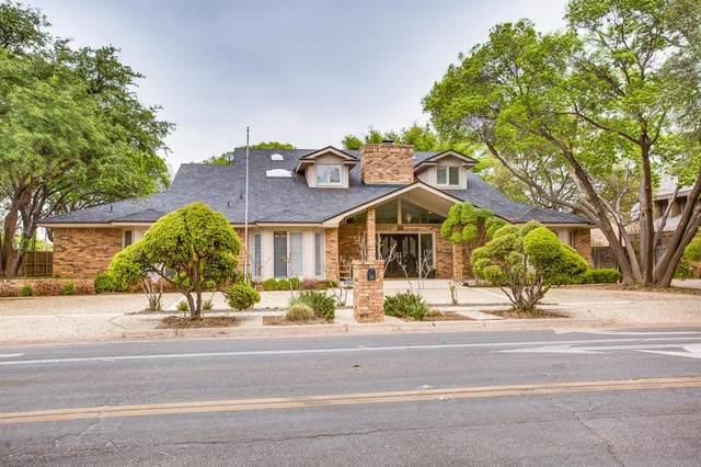 4310 93rd Street, Lubbock, TX 79423 (MLS #202104143) :: McDougal Realtors