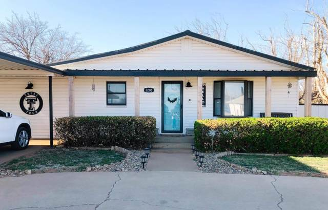 2206 S 1st Street, Lamesa, TX 79331 (MLS #202104164) :: McDougal Realtors