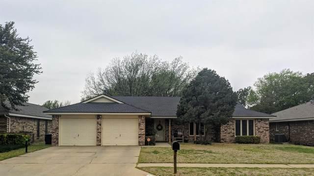 8614 Kenosha Drive, Lubbock, TX 79423 (MLS #202104173) :: McDougal Realtors