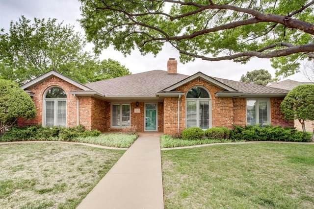 4406 86th Street, Lubbock, TX 79424 (MLS #202104187) :: McDougal Realtors