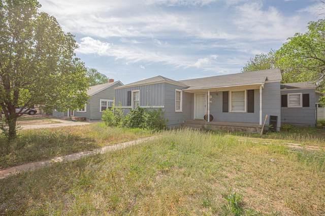 2311 31st Street, Lubbock, TX 79411 (MLS #202104262) :: Lyons Realty
