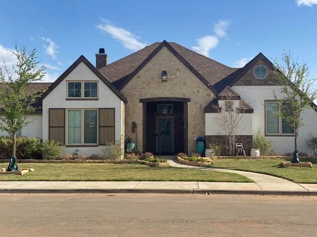 3513 134th Street, Lubbock, TX 79423 (MLS #202104299) :: McDougal Realtors