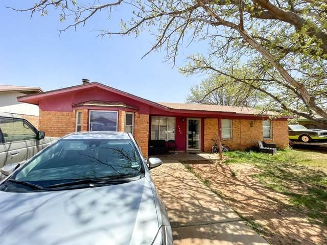 7409 Fir Avenue, Lubbock, TX 79404 (MLS #202104310) :: McDougal Realtors