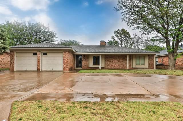 8517 Kenosha Drive, Lubbock, TX 79423 (MLS #202104324) :: McDougal Realtors