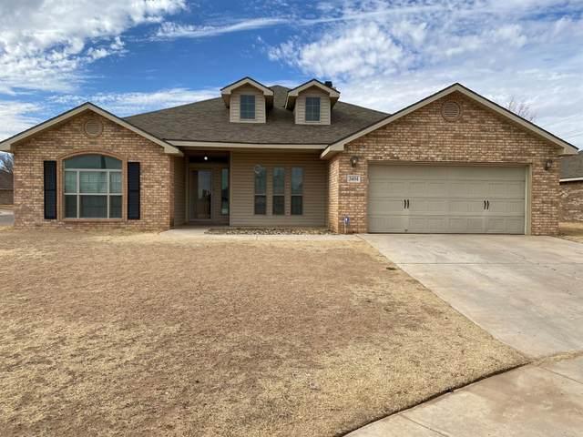 3404 Remington Avenue, Lubbock, TX 79407 (MLS #202104351) :: Duncan Realty Group