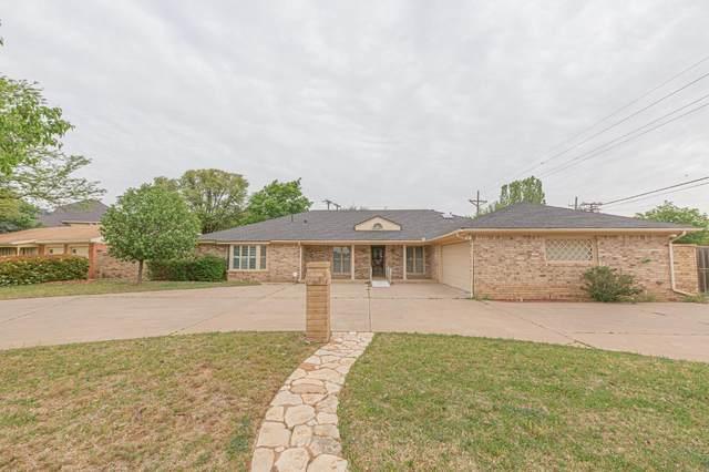5502 22nd Street, Lubbock, TX 79407 (MLS #202104364) :: McDougal Realtors
