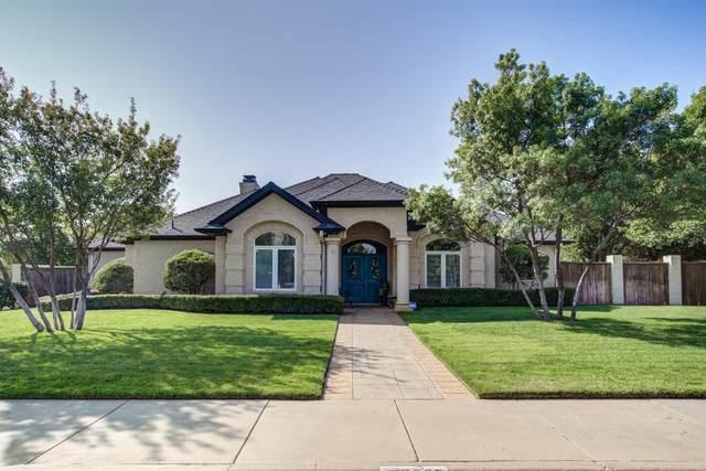 3805 76th Street, Lubbock, TX 79413 (MLS #202104420) :: Rafter Cross Realty