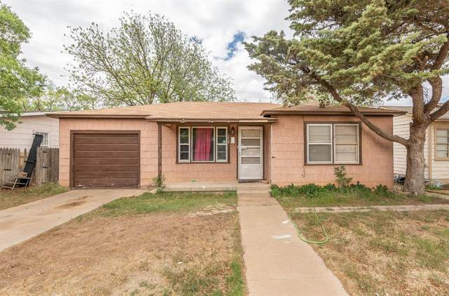 4812 39th Street, Lubbock, TX 79414 (MLS #202104426) :: McDougal Realtors