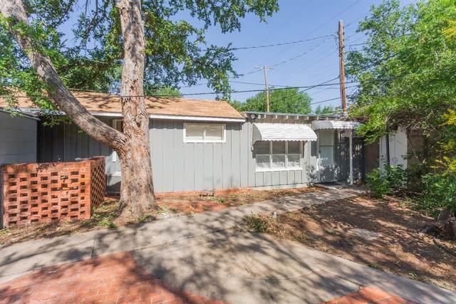 2820-B 25th Street, Lubbock, TX 79410 (MLS #202104429) :: McDougal Realtors