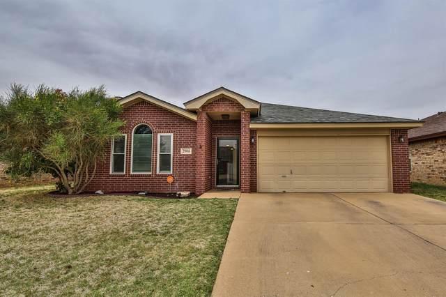 2906 88th Street, Lubbock, TX 79423 (MLS #202104437) :: McDougal Realtors