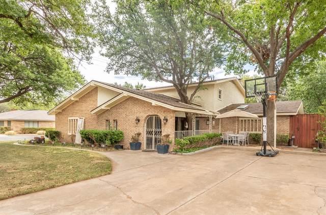 3801 68th Street, Lubbock, TX 79413 (MLS #202104442) :: McDougal Realtors