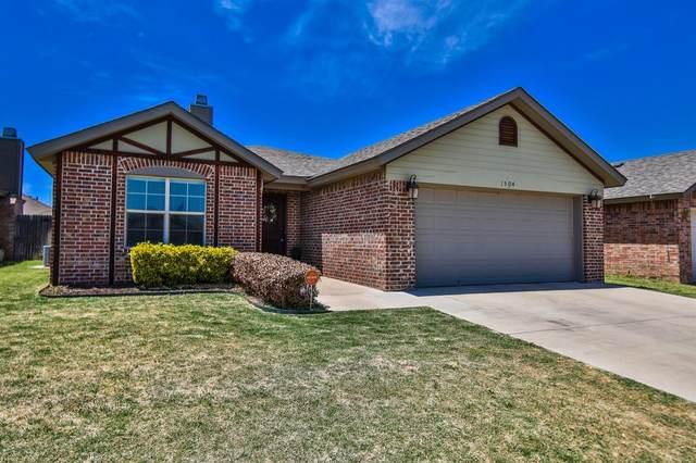 7904 Ave M, Lubbock, TX 79423 (MLS #202104478) :: Rafter Cross Realty