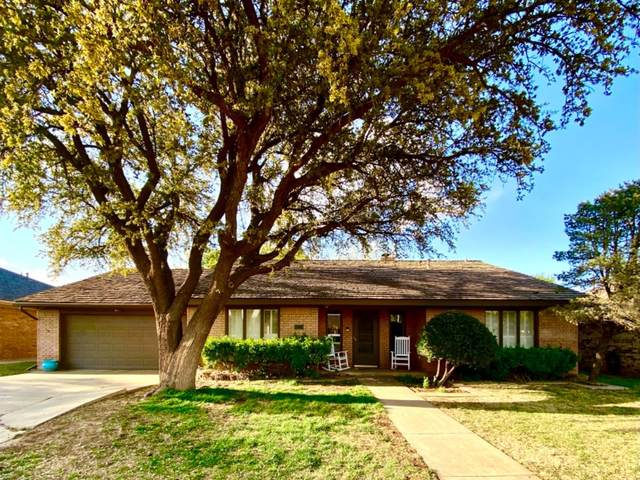 5210 86th Street, Lubbock, TX 79424 (MLS #202104484) :: McDougal Realtors