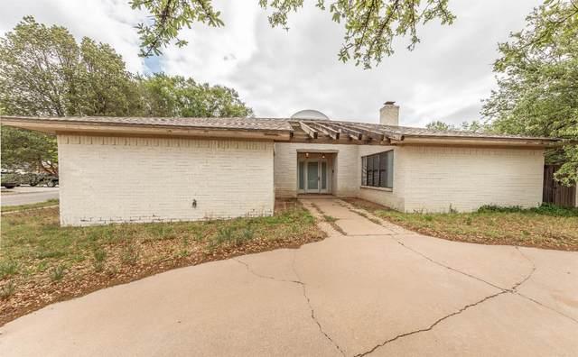 8601 Vicksburg Avenue, Lubbock, TX 79424 (MLS #202104504) :: Better Homes and Gardens Real Estate Blu Realty