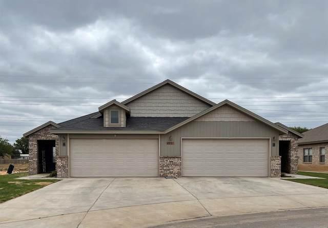 2201 Quitman Avenue, Lubbock, TX 79407 (MLS #202104513) :: McDougal Realtors