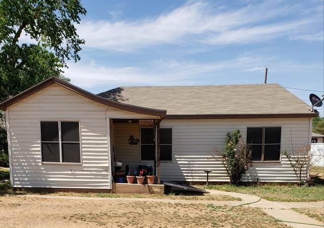 1400 N 7th, Lamesa, TX 79331 (MLS #202104553) :: McDougal Realtors