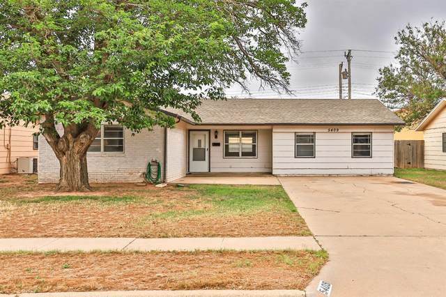 5409 49th Street, Lubbock, TX 79414 (MLS #202104555) :: Better Homes and Gardens Real Estate Blu Realty