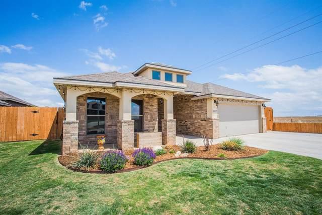 10507 Viola Avenue, Lubbock, TX 79424 (MLS #202104558) :: McDougal Realtors