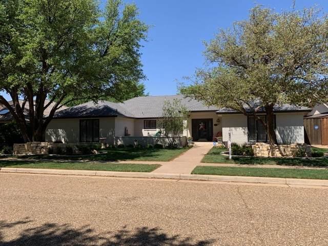 9608 Uxbridge Avenue, Lubbock, TX 79424 (MLS #202104577) :: McDougal Realtors