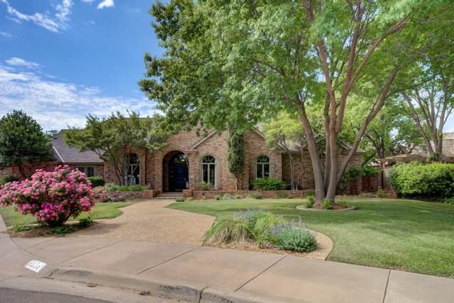 3803 85th Street, Lubbock, TX 79423 (MLS #202104588) :: Rafter Cross Realty