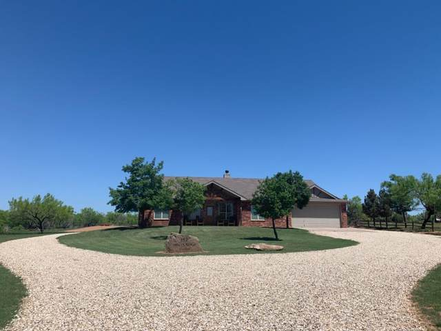 152 North Ridge Drive, Justiceburg, TX 79330 (MLS #202104603) :: McDougal Realtors