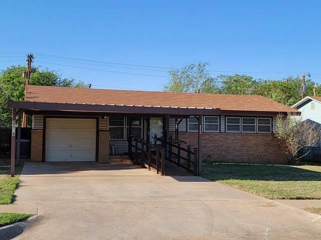 2614 46th Street, Lubbock, TX 79413 (MLS #202104605) :: Reside in Lubbock   Keller Williams Realty