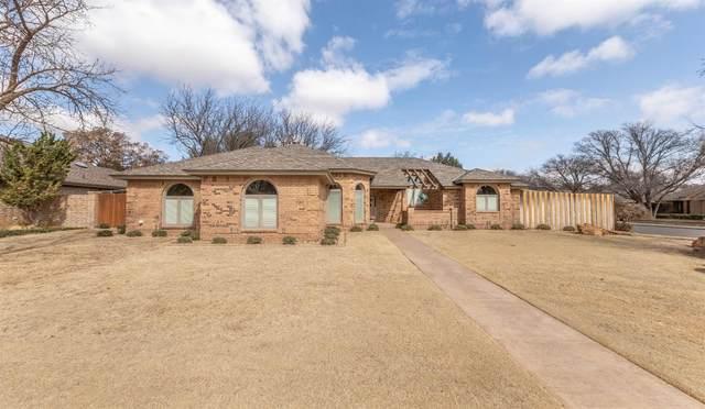 4802 2nd, Lubbock, TX 79416 (MLS #202104609) :: Rafter Cross Realty