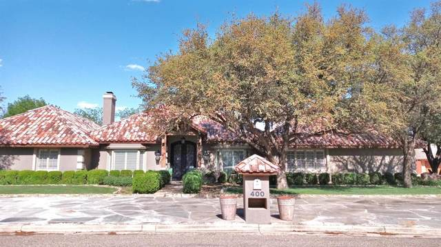 400 Navasota Drive, Plainview, TX 79072 (MLS #202104639) :: Lyons Realty