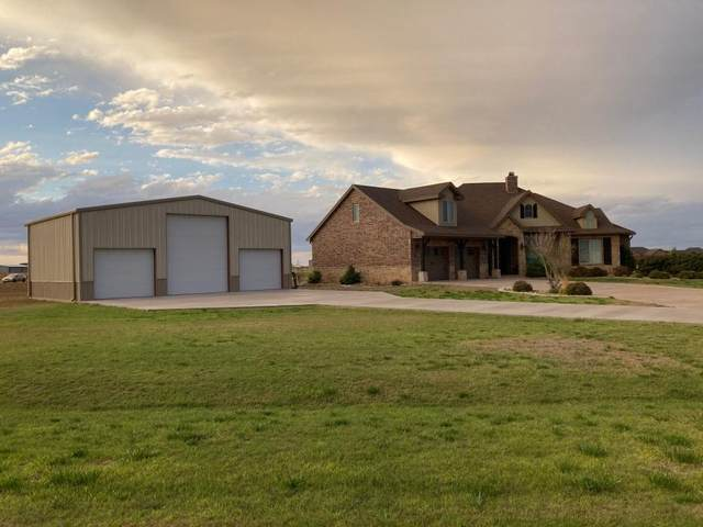 1054 Smith Lane, New Home, TX 79381 (MLS #202104647) :: McDougal Realtors