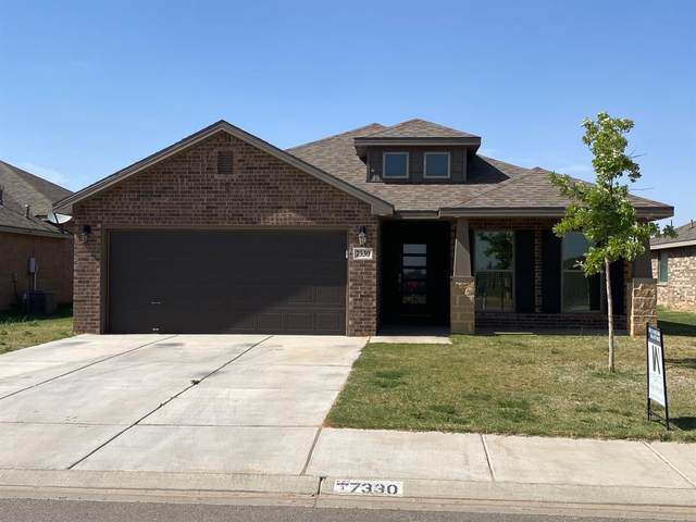 7330 100th Street, Lubbock, TX 79424 (MLS #202104649) :: McDougal Realtors