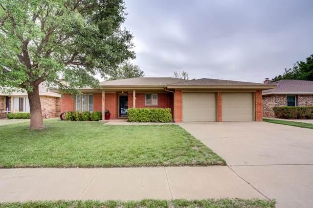4903 63rd Street, Lubbock, TX 79414 (MLS #202104675) :: McDougal Realtors