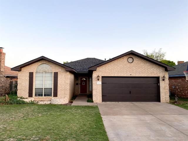 5909 70th Street, Lubbock, TX 79424 (MLS #202104676) :: The Lindsey Bartley Team