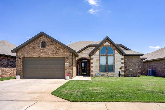 9605 Hyden Avenue, Lubbock, TX 79424 (MLS #202104689) :: The Lindsey Bartley Team