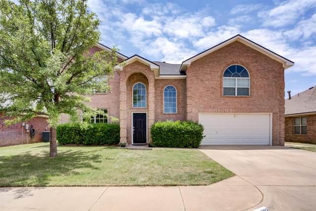 5833 102nd Street, Lubbock, TX 79424 (MLS #202104694) :: The Lindsey Bartley Team
