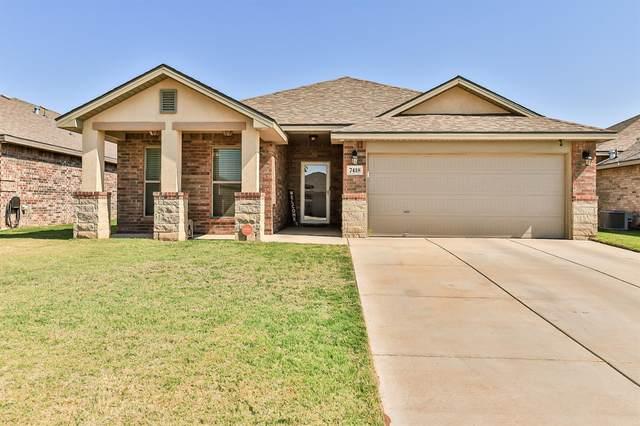 7418 102nd Street, Lubbock, TX 79424 (MLS #202104696) :: McDougal Realtors