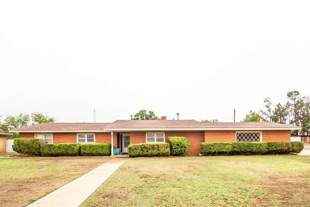 1608 E Cardwell Street, Brownfield, TX 79316 (MLS #202104714) :: Lyons Realty