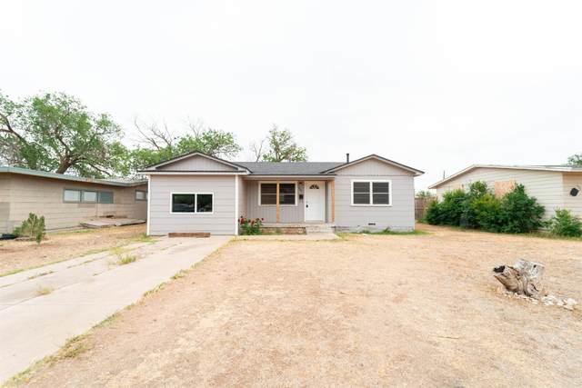 6501 Ave T Avenue, Lubbock, TX 79412 (MLS #202104727) :: Lyons Realty