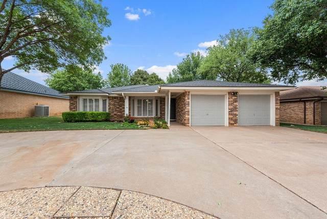 5220 88th Street, Lubbock, TX 79424 (MLS #202104740) :: McDougal Realtors