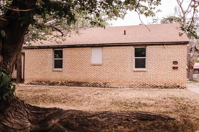 112 SW 9th, Plainview, TX 79072 (MLS #202104763) :: Lyons Realty