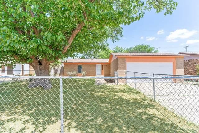 8205 Elkridge Avenue, Lubbock, TX 79424 (MLS #202104770) :: Bray Real Estate Group