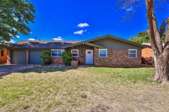 5430 15th Street, Lubbock, TX 79416 (MLS #202104798) :: McDougal Realtors