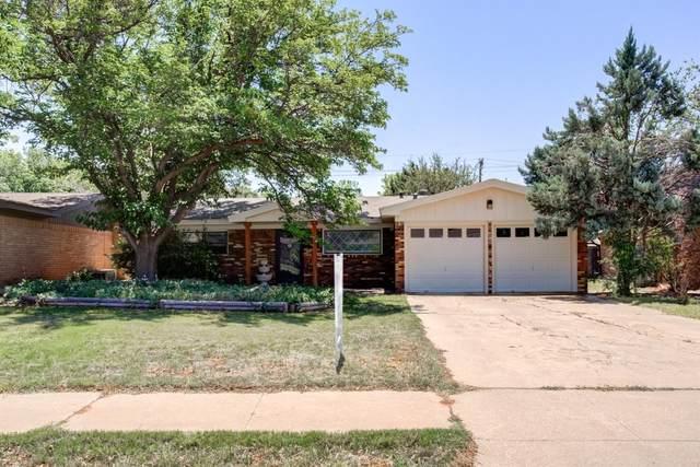 4111 63rd Street, Lubbock, TX 79413 (MLS #202104801) :: McDougal Realtors