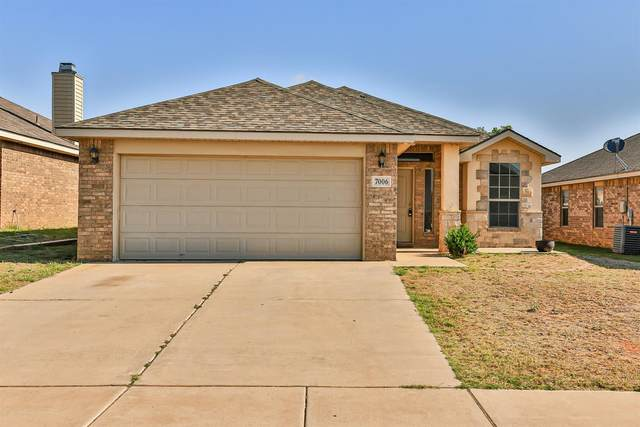7006 95th Street, Lubbock, TX 79424 (MLS #202104804) :: Stacey Rogers Real Estate Group at Keller Williams Realty
