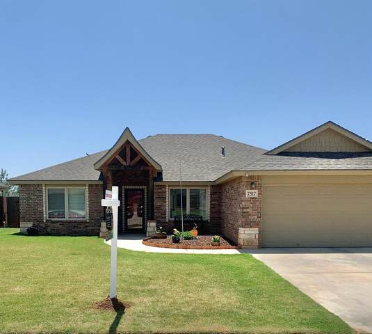 7517 86th Street, Lubbock, TX 79424 (MLS #202104809) :: Stacey Rogers Real Estate Group at Keller Williams Realty