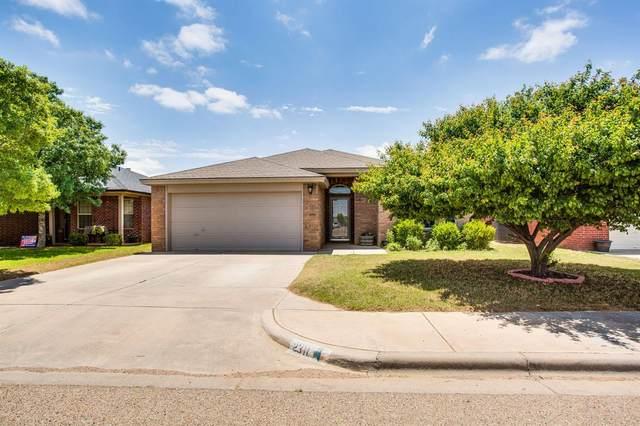2311 99th Street, Lubbock, TX 79423 (MLS #202104819) :: Rafter Cross Realty