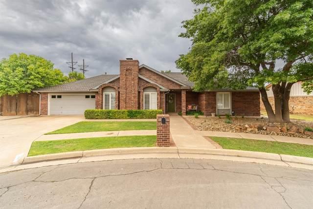 5108 74th Street, Lubbock, TX 79424 (MLS #202104826) :: Rafter Cross Realty